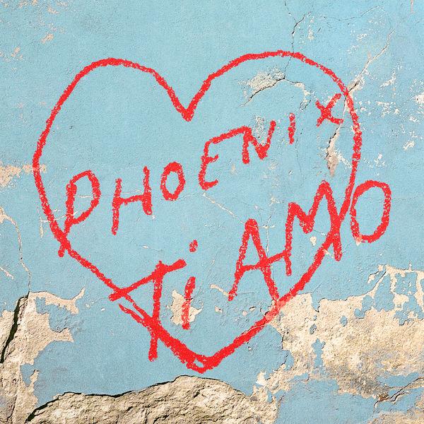 Copertina Vinile 33 giri Ti Amo di Phoenix