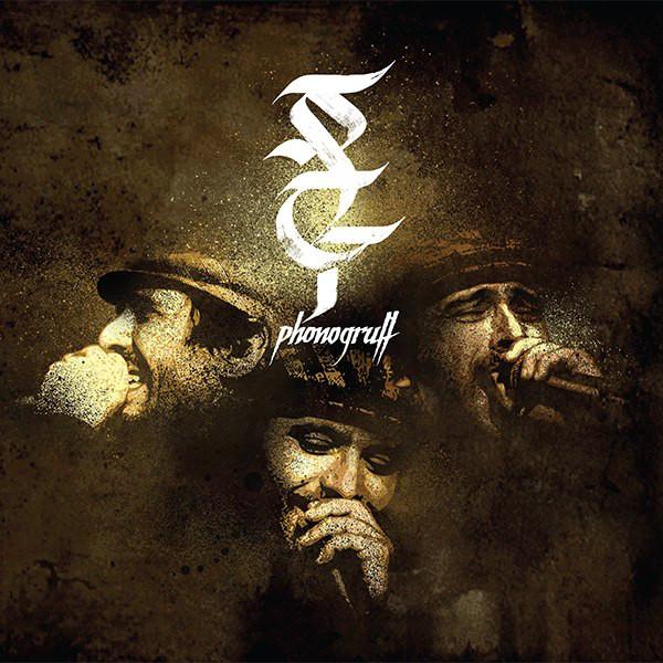 Copertina Disco Vinile 33 giri Phonogruff [2 LP] di DJ Gruff