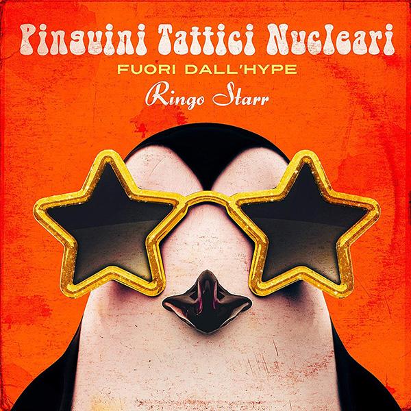 Copertina Vinile 33 giri Fuori dall'Hype Ringo Starr [2 LP] di Pinguini Tattici Nucleari