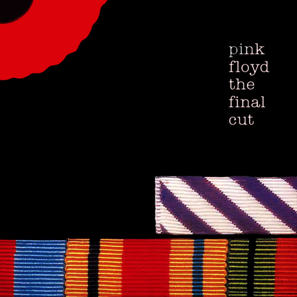 Copertina Disco Vinile 33 giri The Final Cut di Pink Floyd