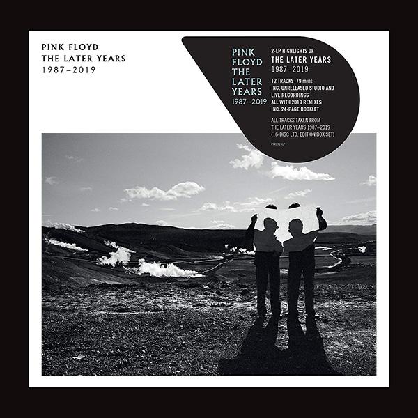 Copertina Vinile 33 giri The Later Years 1987-2019 [2 LP] di Pink Floyd