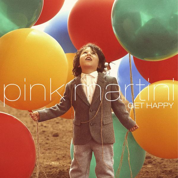 Copertina Disco Vinile 33 giri Get Happy di Pink Martini