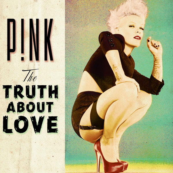 Copertina Disco Vinile 33 giri The Truth About Love [2 LP] di Pink