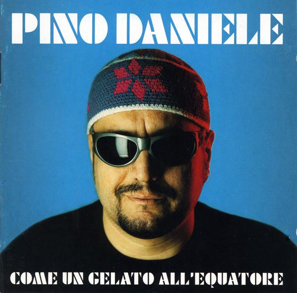 Copertina Vinile 33 giri Come un gelato all'equatore [2 LP] di Pino Daniele