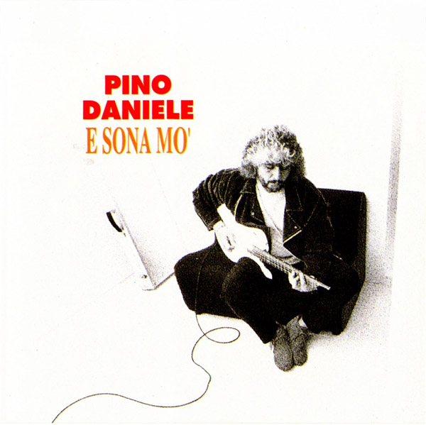 Copertina Vinile 33 giri E Sona Mo' [2 LP] di Pino Daniele