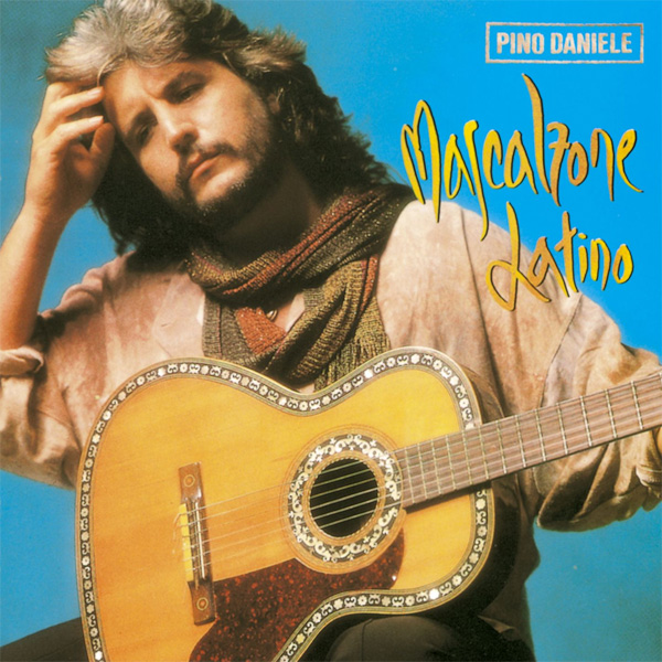 Copertina Vinile 33 giri Mascalzone Latino di Pino Daniele
