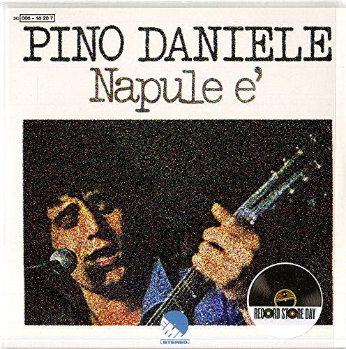 Copertina Disco Vinile 33 giri Napule è/Na Tazzulella 'E Cafè [Singolo 45 Giri] di Pino Daniele