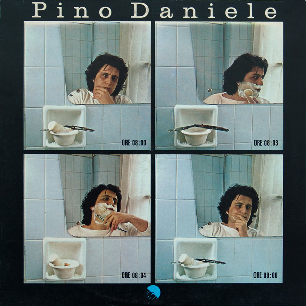 Copertina Disco Vinile 33 giri Pino Daniele di Pino Daniele