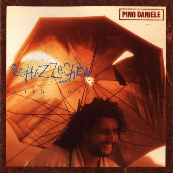 Copertina Vinile 33 giri Schizzechea with Love di Pino Daniele
