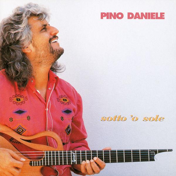 Copertina Vinile 33 giri Sotto 'o Sole di Pino Daniele