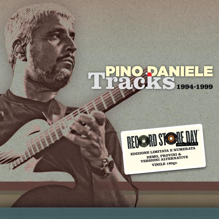 Copertina Vinile 33 giri Tracks di Pino Daniele
