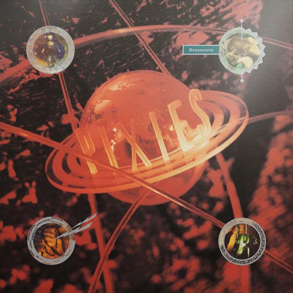 Copertina Vinile 33 giri Bossanova di Pixies