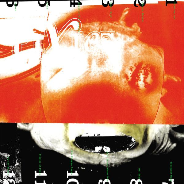 Copertina Disco Vinile 33 giri Head Carrier di Pixies