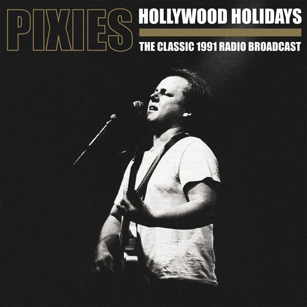 Copertina Disco Vinile 33 giri Hollywood Holidays [2 LP] di Pixies