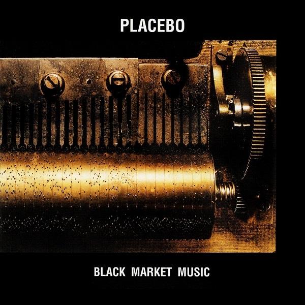 Copertina Disco Vinile 33 giri Black Market Music di Placebo