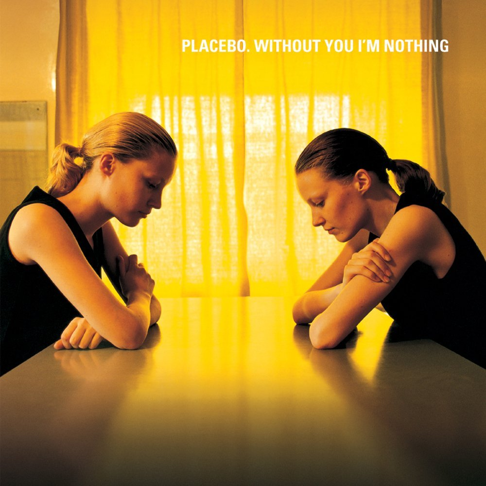 Copertina Disco Vinile 33 giri Without You I'm Nothing di Placebo