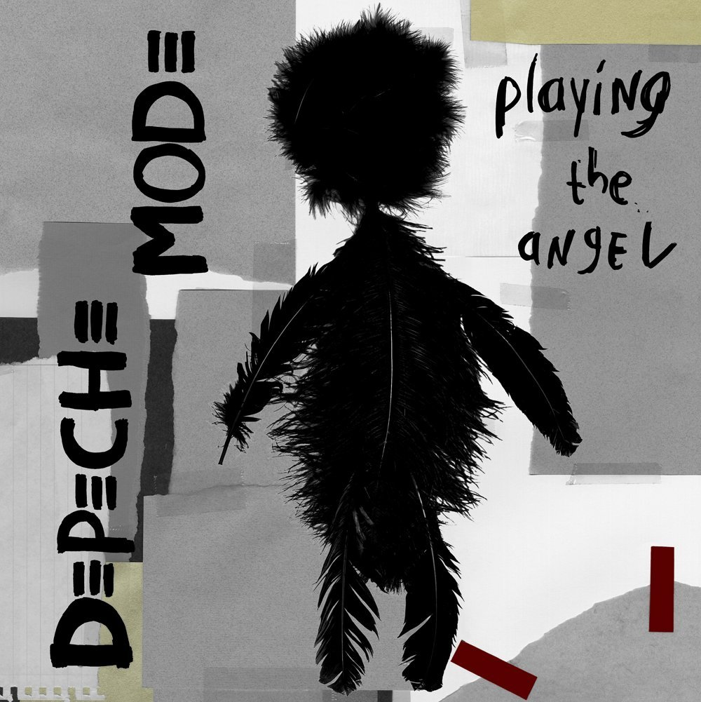 Copertina Disco Vinile 33 giri Playing the Angel [2 LP] di Depeche Mode