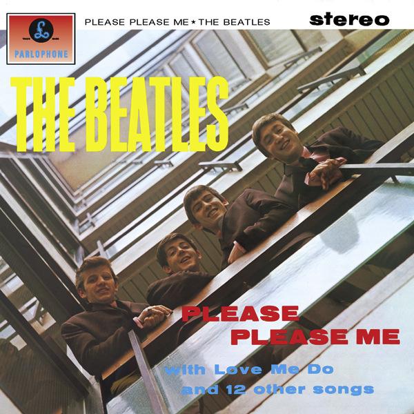 Copertina Vinile 33 giri Please Please Me di The Beatles