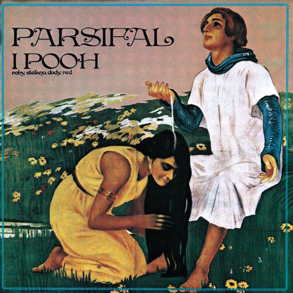 Copertina Disco Vinile 33 giri Parsifal di Pooh