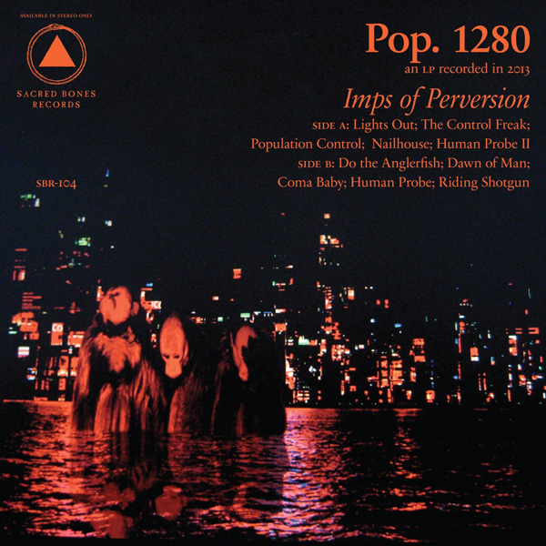 Copertina Disco Vinile 33 giri Imps of Perversion di Pop. 1280