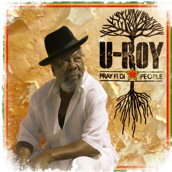 Copertina Disco Vinile 33 giri Pray Fi Di People di U-Roy
