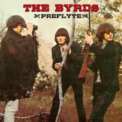 Copertina Disco Vinile 33 giri Preflyte Plus [3 LP] di The Byrds