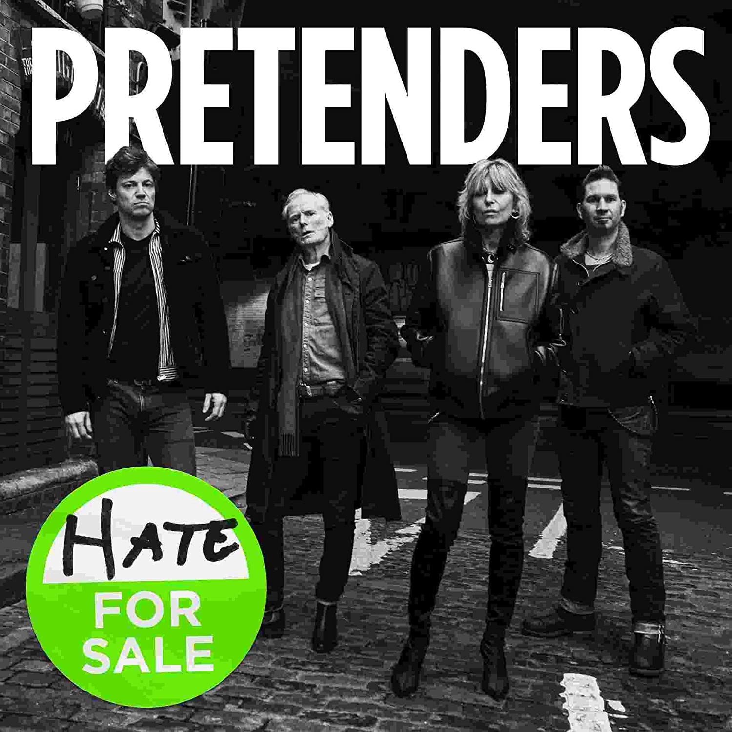 Copertina Vinile 33 giri Hate for Sale di The Pretenders