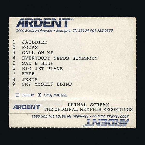 Copertina Vinile 33 giri Give Out But Don't Give Up [2 LP] di Primal Scream