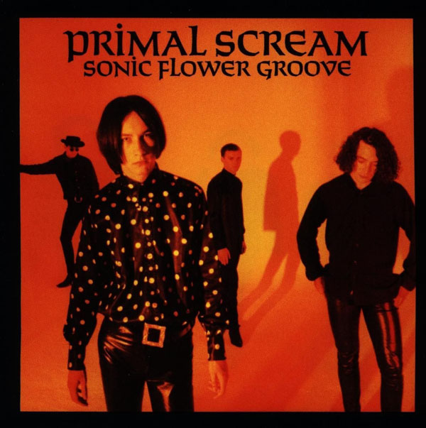 Copertina Disco Vinile 33 giri Sonic Flower Groove di Primal Scream