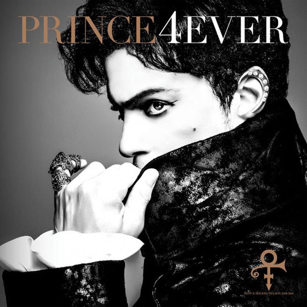 Copertina Vinile 33 giri 4Ever [4 LP] di Prince
