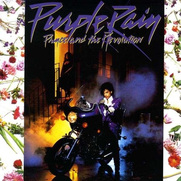 Copertina Disco Vinile 33 giri Purple Rain di Prince