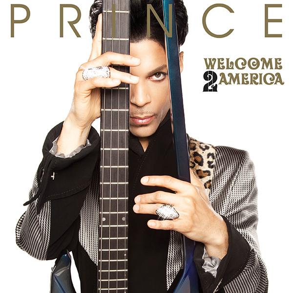 Copertina Vinile 33 giri Welcome 2 America [2 LP] di Prince