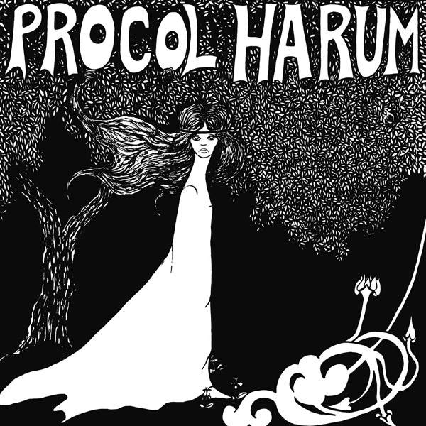 Copertina Vinile 33 giri   di Procol Harum
