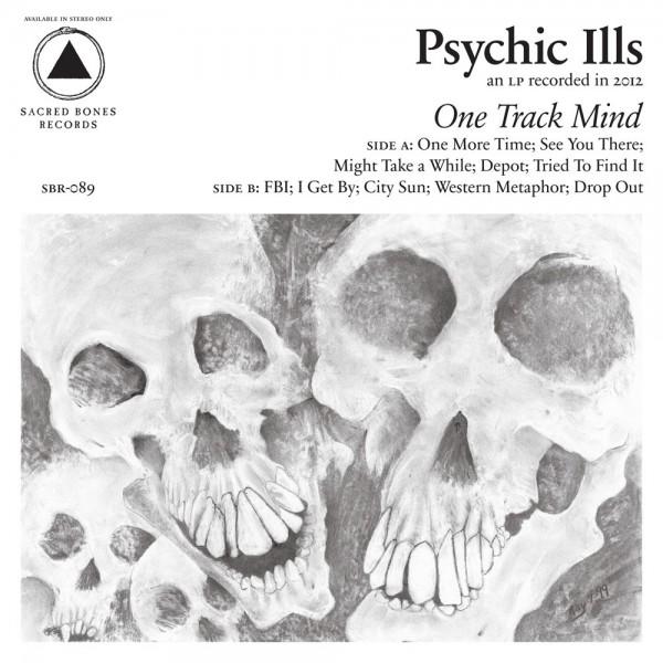 Copertina Disco Vinile 33 giri One Track Mind di Psychic Ills