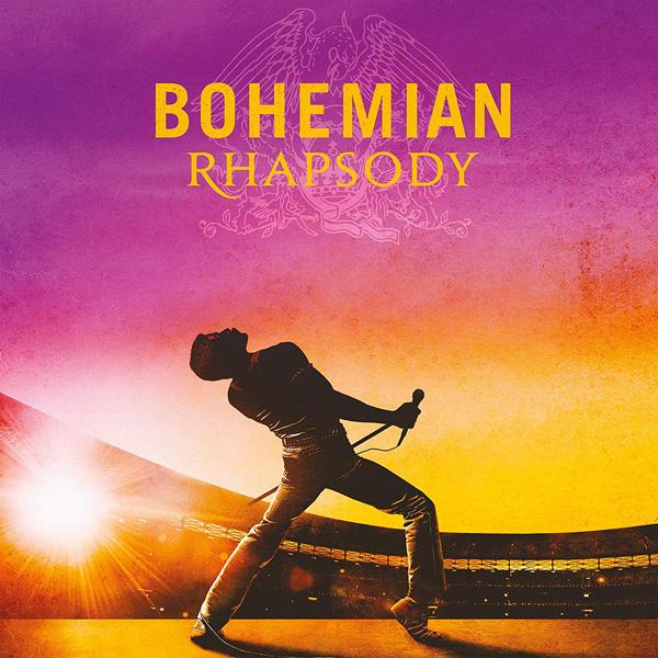 Copertina Vinile 33 giri Bohemian Rhapsody [Soundtrack 2xLP] di Queen