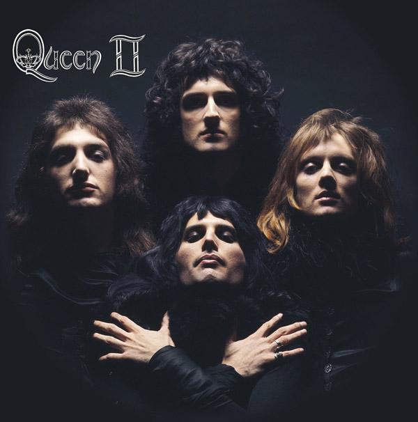 Copertina Disco Vinile 33 giri Queen II di Queen