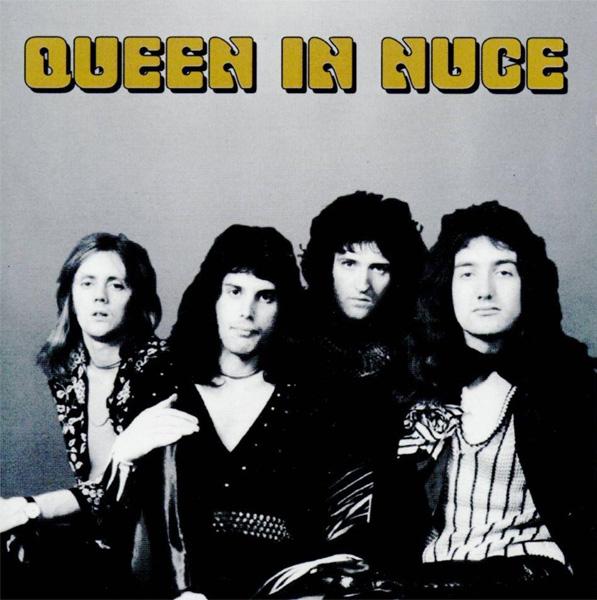 Copertina Disco Vinile 33 giri In Nuce di Queen