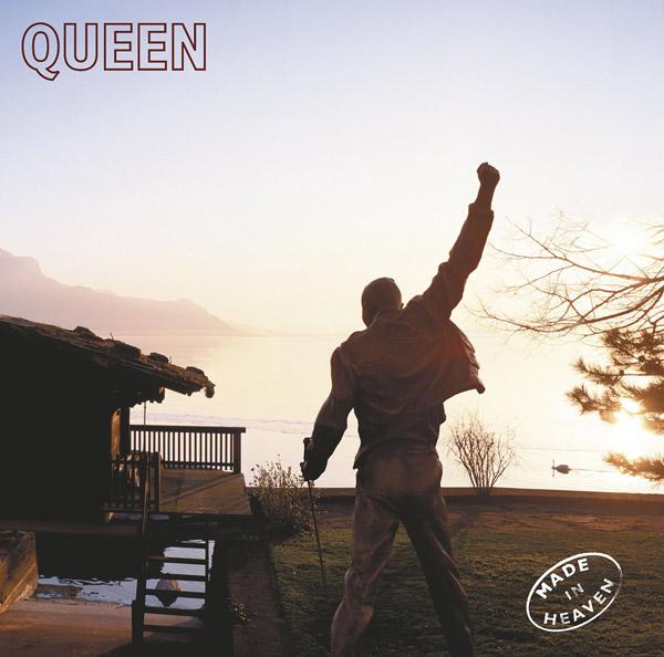 Copertina Disco Vinile 33 giri Made In Heaven [2 LP] di Queen