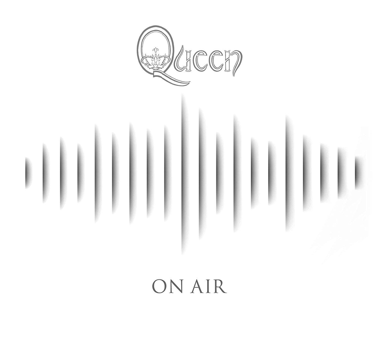 Copertina Disco Vinile 33 giri On Air | The Complete BBC Radio Sessions [3 LP] di Queen