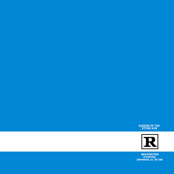 Copertina Vinile 33 giri Rated R di Queens of the Stone Age