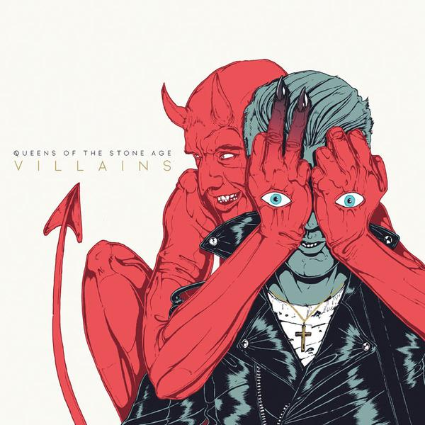 Copertina Vinile 33 giri Villains [2 LP] di Queens of the Stone Age