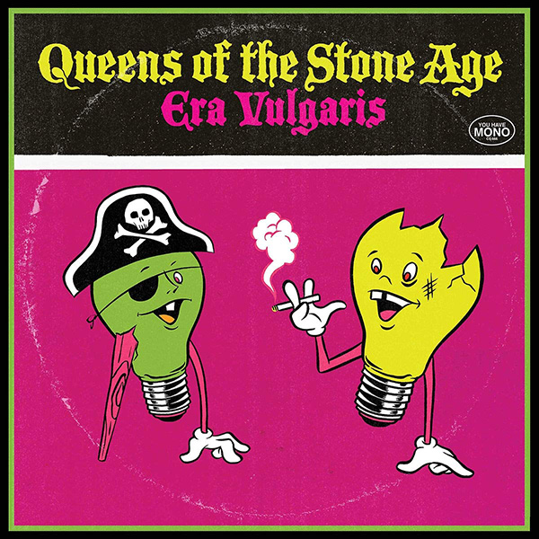 Copertina Vinile 33 giri Era Vulgaris di Queens of the Stone Age