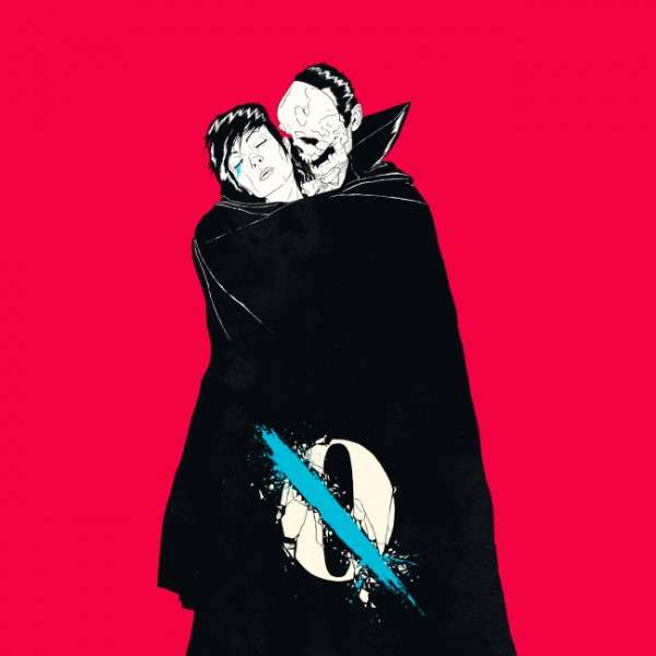 Copertina Disco Vinile 33 giri Like Clockwork [2 LP] di Queens of the Stone Age