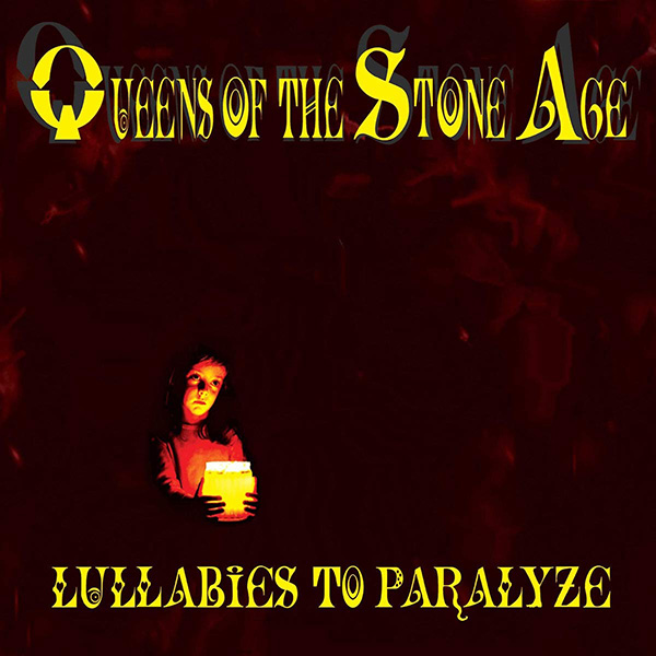 Copertina Vinile 33 giri Lullabies to Paralyze [2 LP] di Queens of the Stone Age