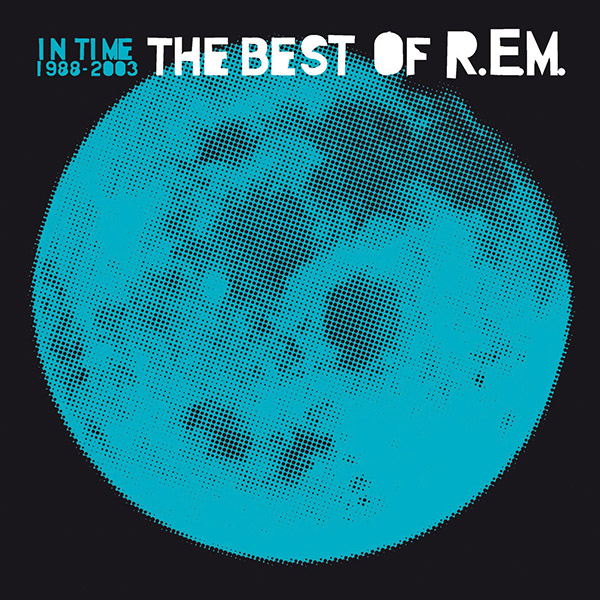 Copertina Vinile 33 giri In Time: The Best Of R.E.M 1988-2003 [2 LP] di R.E.M.