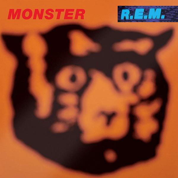Copertina Vinile 33 giri Monster di R.E.M.