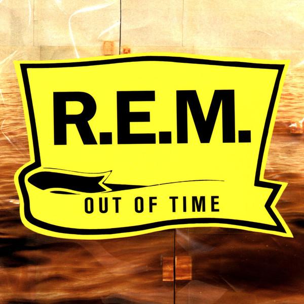 Copertina Disco Vinile 33 giri Out of Time di R.E.M.