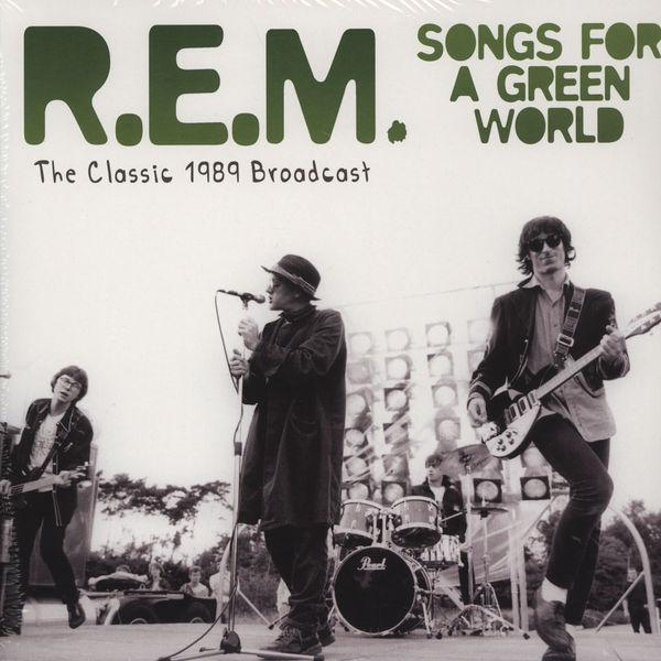 Copertina Disco Vinile 33 giri Songs for a Green World [2 LP] di R.E.M.