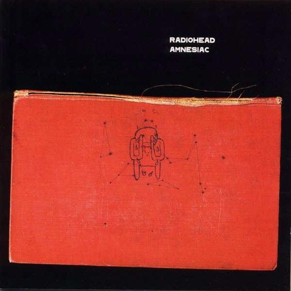 Copertina Disco Vinile 33 giri Amnesiac [2 LP] di Radiohead