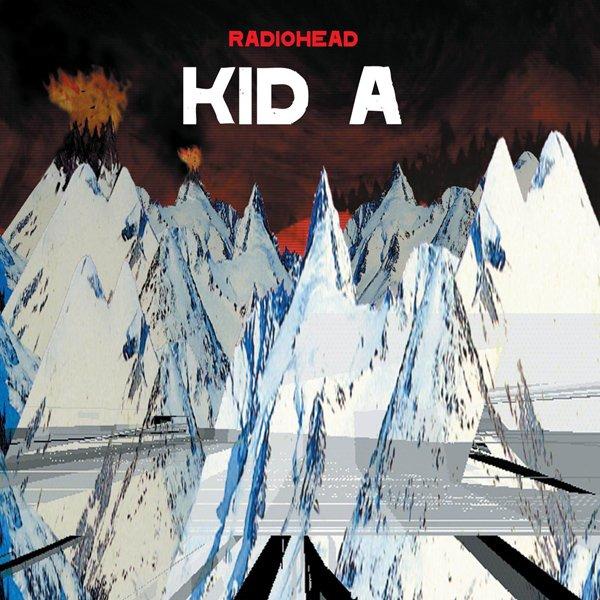 Copertina Disco Vinile 33 giri Kid A [2 LP] di Radiohead